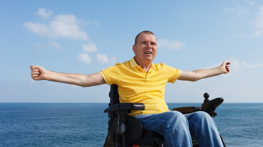 care for adults with physical disabilit